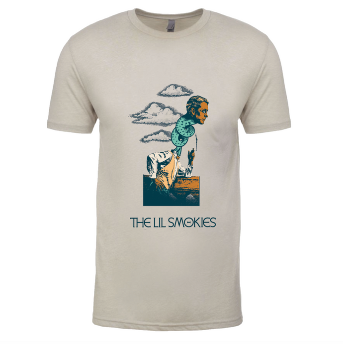 The Lil Smokies - Smoking Man T-Shirt (Unisex)