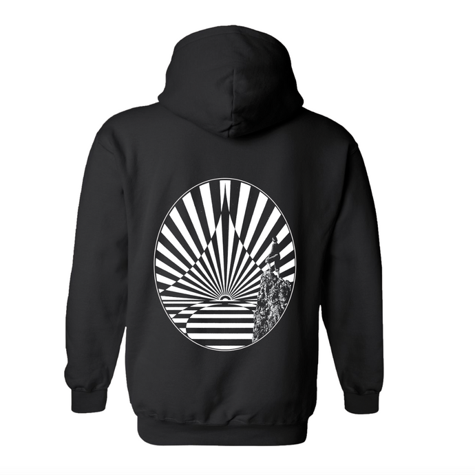 The Lil Smokies - Pull Over Hoodie - Cliff Design (Unisex)