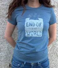David Wilcox - Concert For the End of The World Shirt - Womens