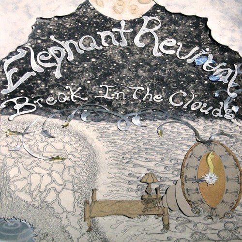 Elephant Revival - Break in The Clouds - CD