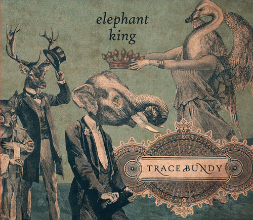 Trace Bundy - Elephant King CD/DVD
