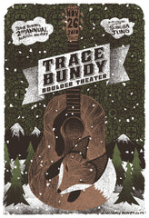 Trace Bundy - Limited Print - 2nd Annual Acoustic Holiday