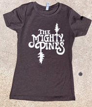 The Mighty Pines - Women's Logo Tee