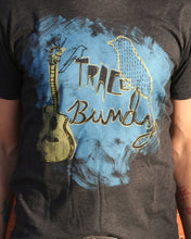 Trace Bundy - Birds & Acoustic Guitar Shirt - Men's