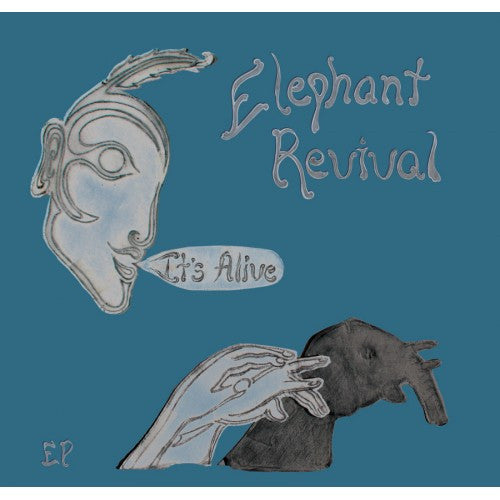 Elephant Revival - It's Alive EP - CD