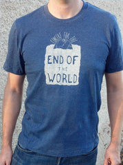 David Wilcox - Concert For the End of The World Shirt - Mens