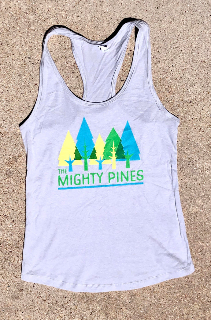 The Mighty Pines - Women's Tree Tank