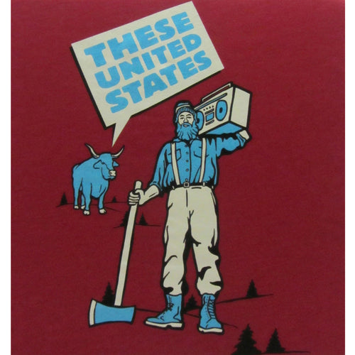 These United States - Paul Bunyan Shirt