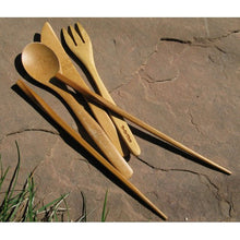 Elephant Revival - Reusable Bamboo Utensil Set