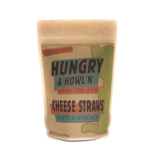 Craft Made Co. - Cheese Straws  - Soft & Chewy - Natural Wheat Free Treats