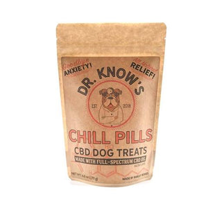 Dr Knows- Chill Pill - 10oz