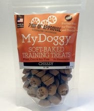 My Doggy - 5oz Soft-Baked Training Treats - Cheesy