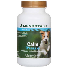 Mendota Pet - 3.1oz Calm Time Soft Chews