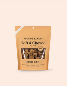 Bocce Bakery - 6oz Soft & Chewy - Cheese