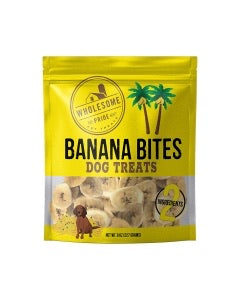 Wholesome Pride - 8oz Banana Bites