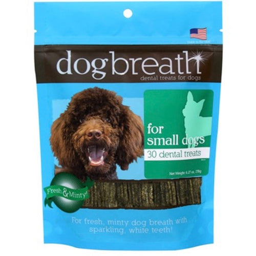 Dog Breath - Dental Chews for Small Dogs