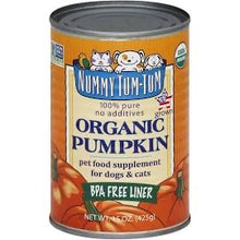 Load image into Gallery viewer, Nummy Tum-Tum - 15oz 100% Organic Pumpkin