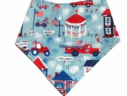 Very Vintage - Independence Day Parade Bandana