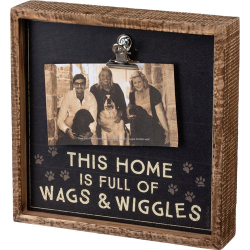 Frame - Wags and Wiggles