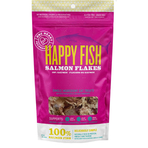 One Heart Pet Products - Happy Fish Salmon Flakes