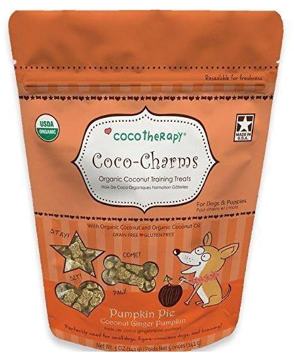 Coco Therapy - Training Treats - Pumpkin Pie