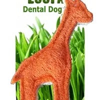 Hip Doggie - Organic Vegetable Dental Toy - Giraffe