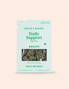 Bocce's Bakery - Daily Support - 12oz Breath Aid