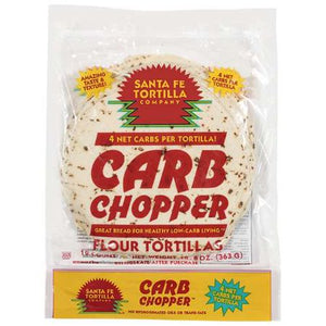 Carb Chopper Tortillas