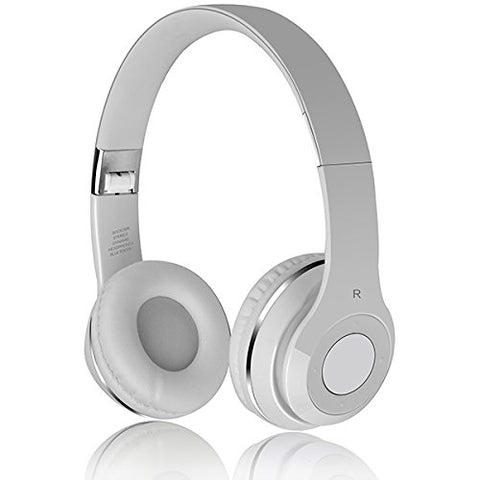 Sahara Tech Wireless Bluetooth Stereo Headphones Overly Deals Better Prices Better Shopping