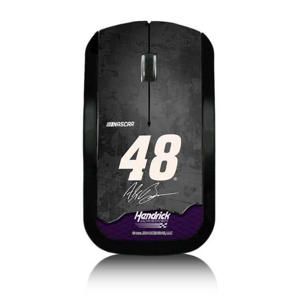Alex Bowman 2021 Ally #48 Plastic Car NASCAR License Plate