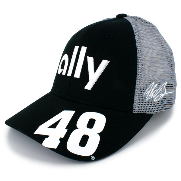Alex Bowman 2021 Ally #48 NASCAR Team Hat
