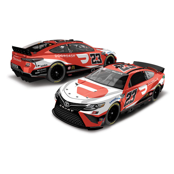 Bubba Wallace 1:24 ELITE 2021 Doordash #23 NASCAR Diecast Car