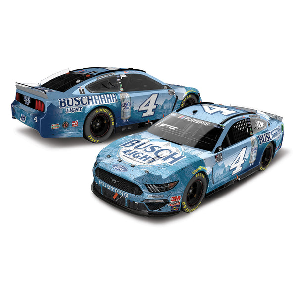 Kevin Harvick Standard 2020 Bristol Night Win Raced Version Busch Light #4 NASCAR Diecast Car 1:24
