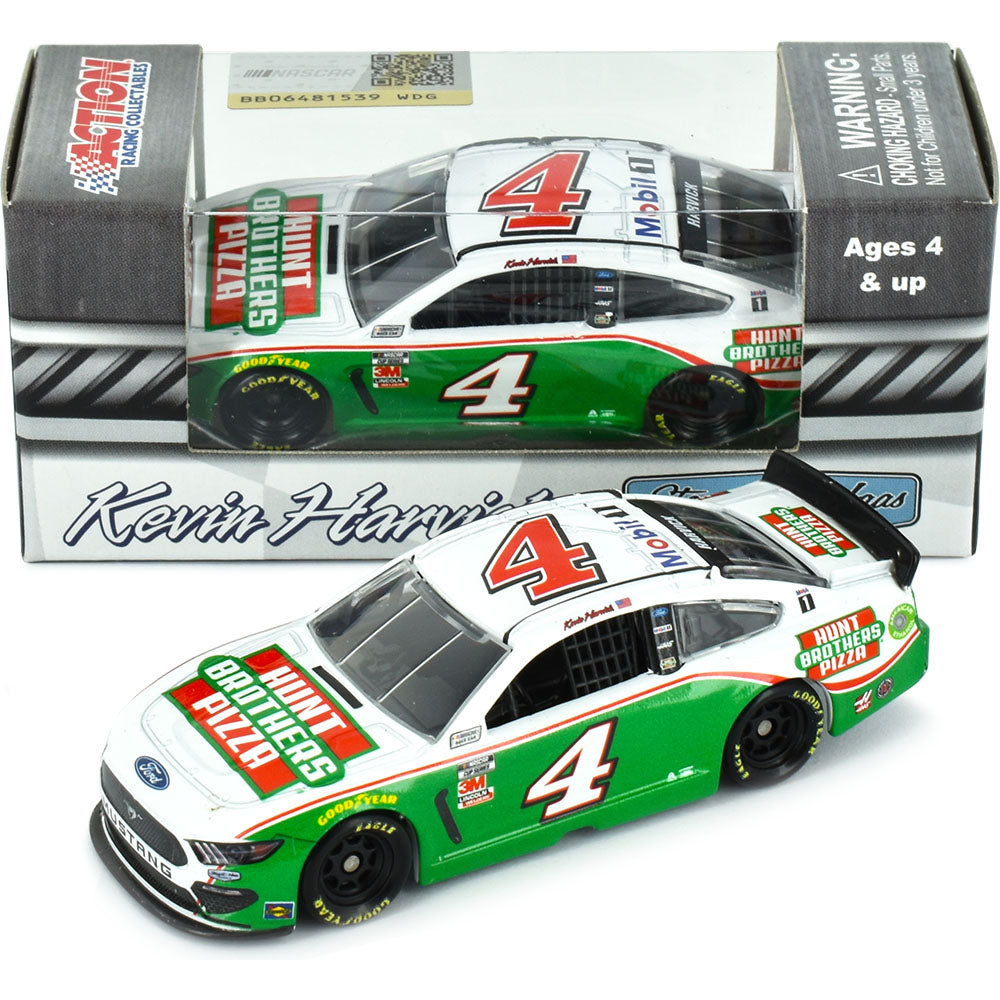 Kevin Harvick Standard 2020 Hunt Brothers Pizza #4 NASCAR Diecast Car 1:64