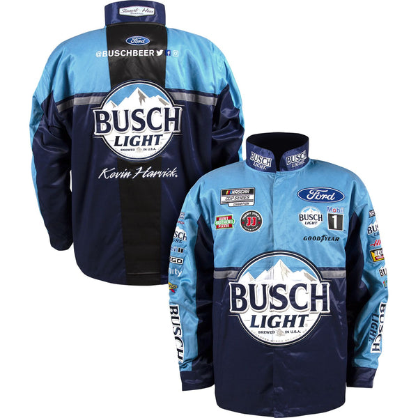 Kevin Harvick 2021 Busch Light Uniform Pit Crew #4 NASCAR Jacket