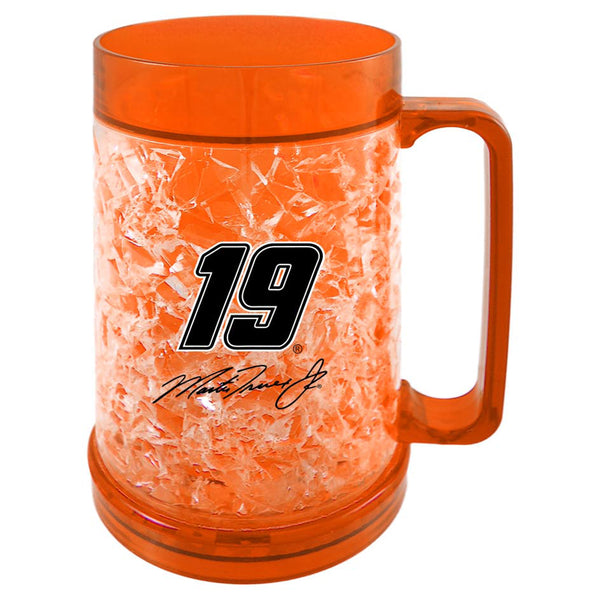 Martin Truex Jr 2020 16oz Double Wall #19 NASCAR Freezer Mug