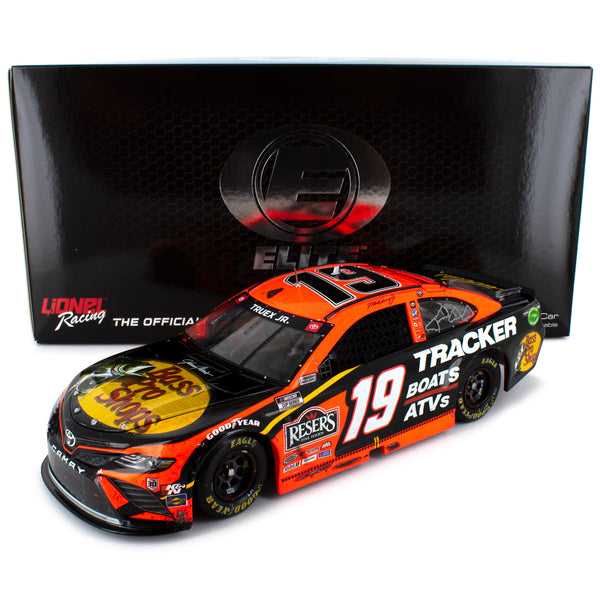 Martin Truex Jr ELITE 2020 SiriusXM Martinsville Win Raced Version #19 NASCAR Diecast Car 1:24