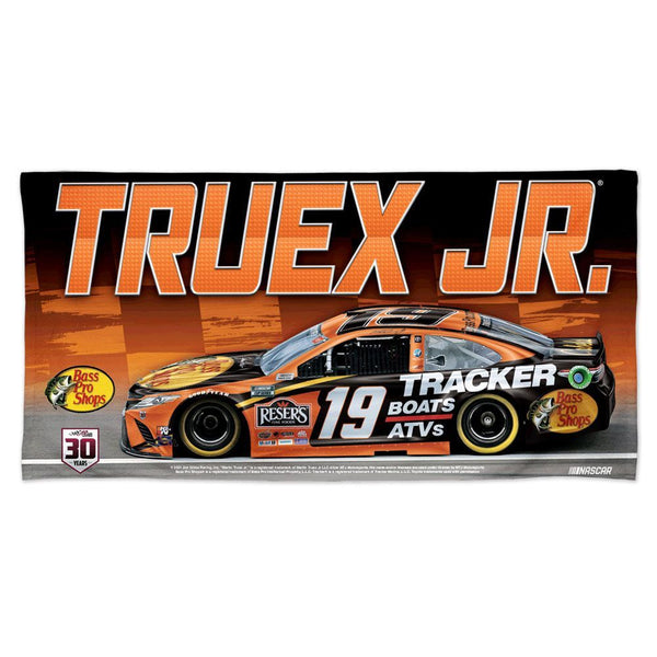 Martin Truex Jr 2021 Beach Towel 30x60