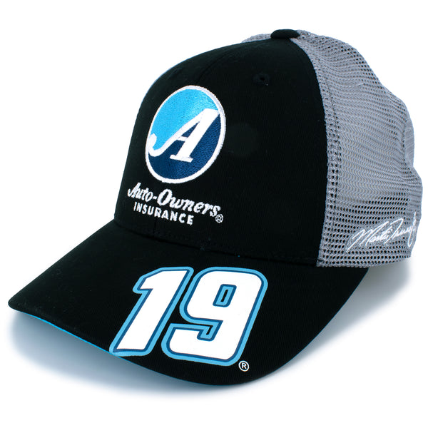 Martin Truex Jr 2021 Auto-Owners Insurance #19 NASCAR Team Hat