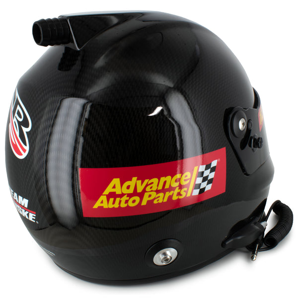 Ryan Blaney Full Size Advance Auto Parts Collectible NASCAR #12 Replica Helmet