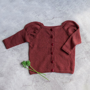 Uldklumpers Festcardigan