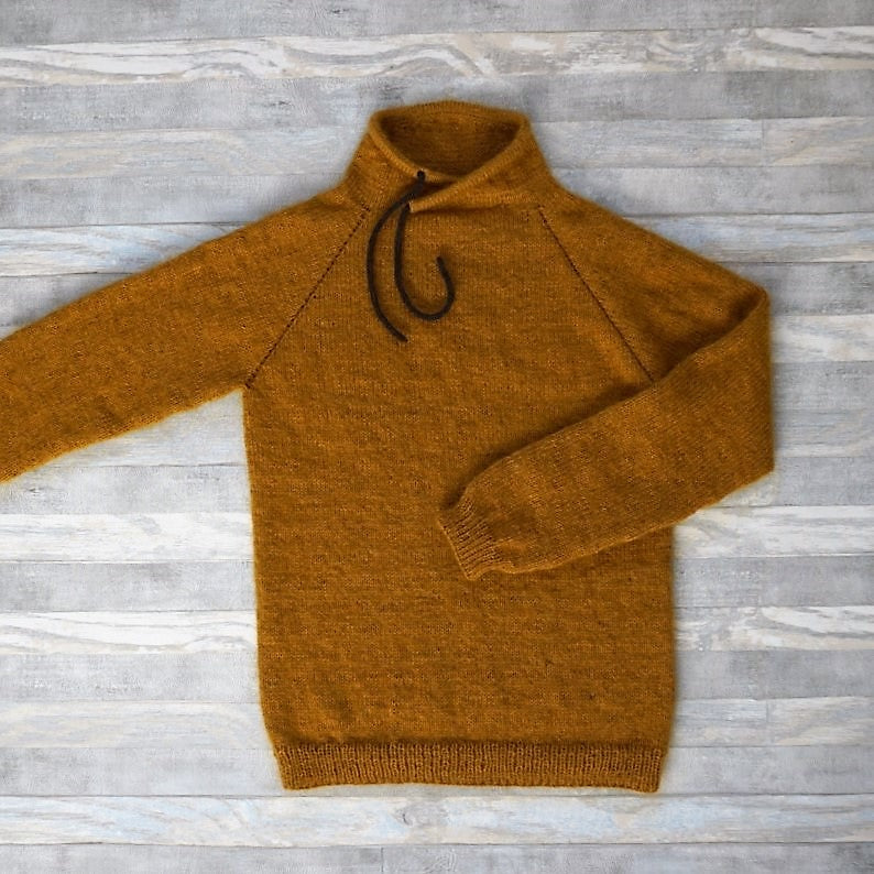 Outdoor Sweater My Guy Size by Uldklumper