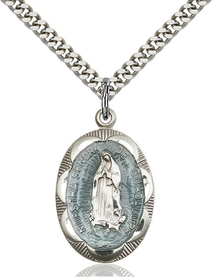 Our Lady of Guadalupe Medal