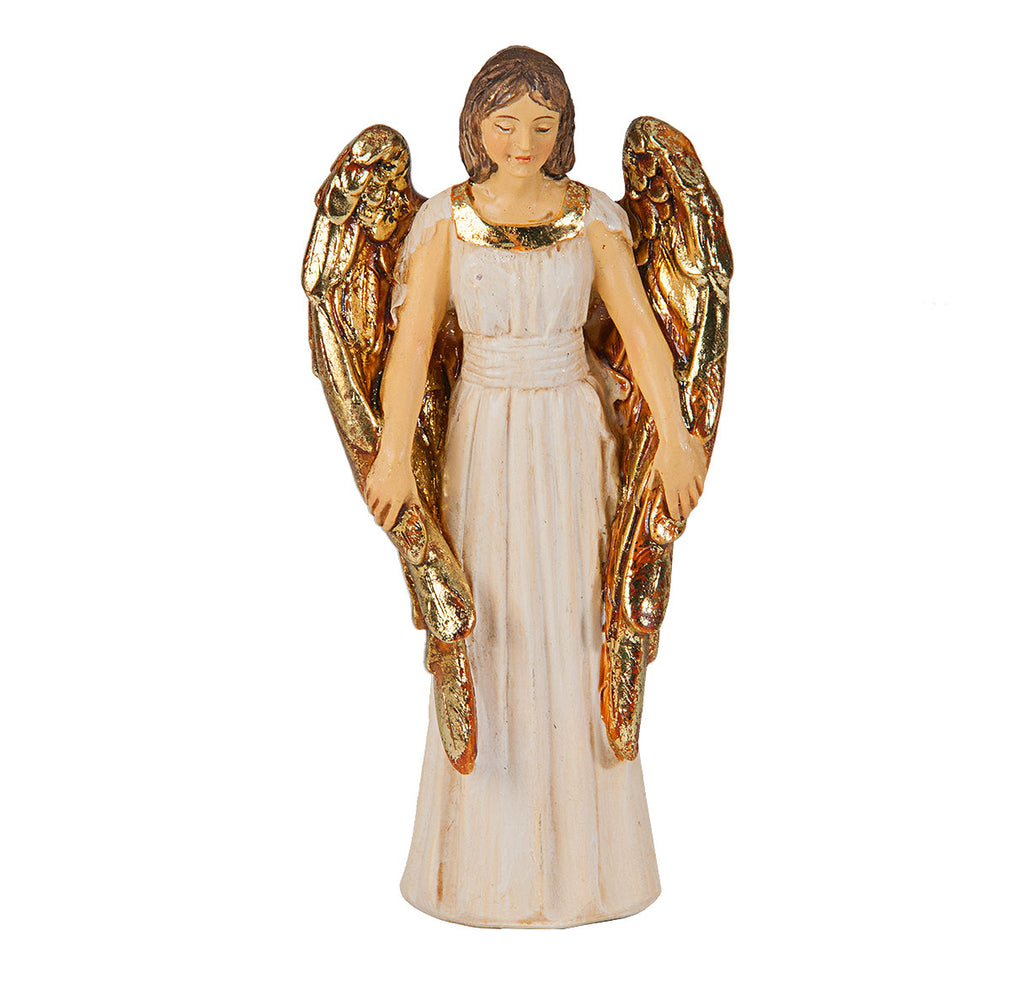 Guardian Angel Resin Statue