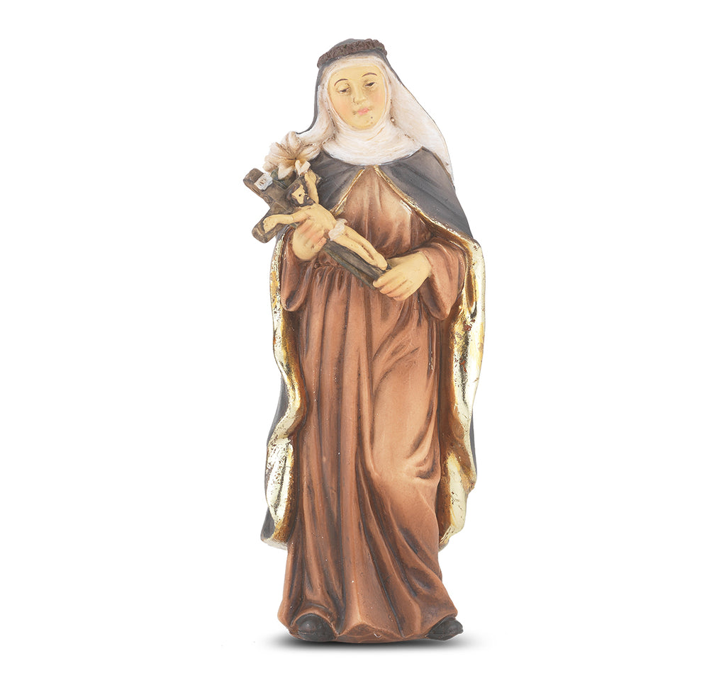 Saint Catherine of Siena Resin Statue