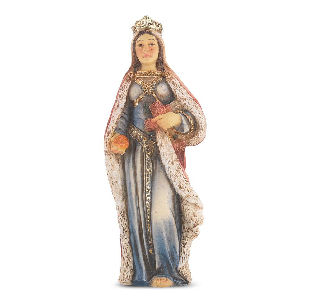 Saint Elizabeth of Hungary Resin Statue