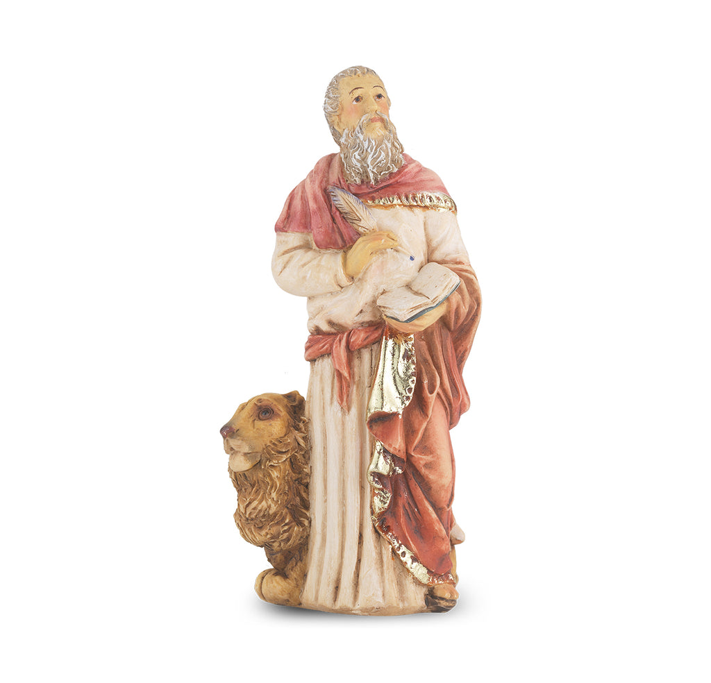 Saint Mark Resin Statue