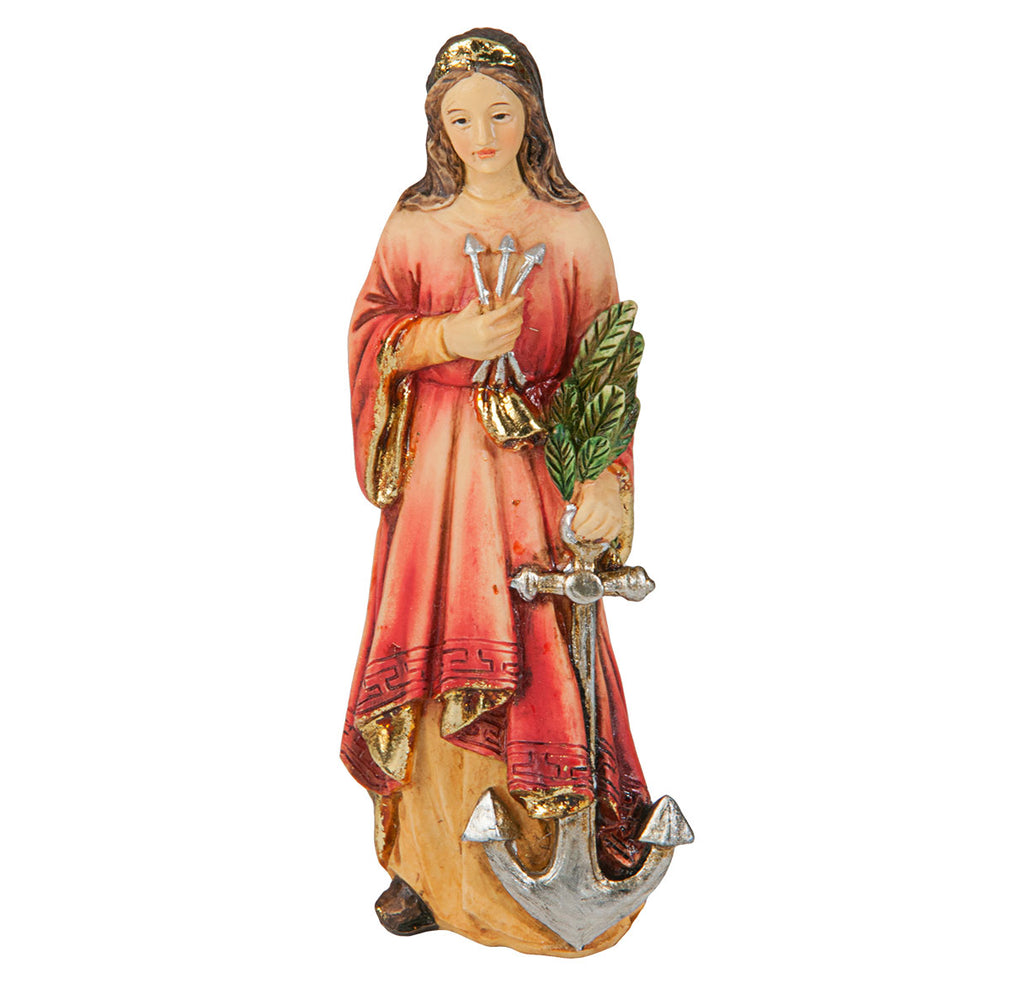 Saint Philomena Resin Statue