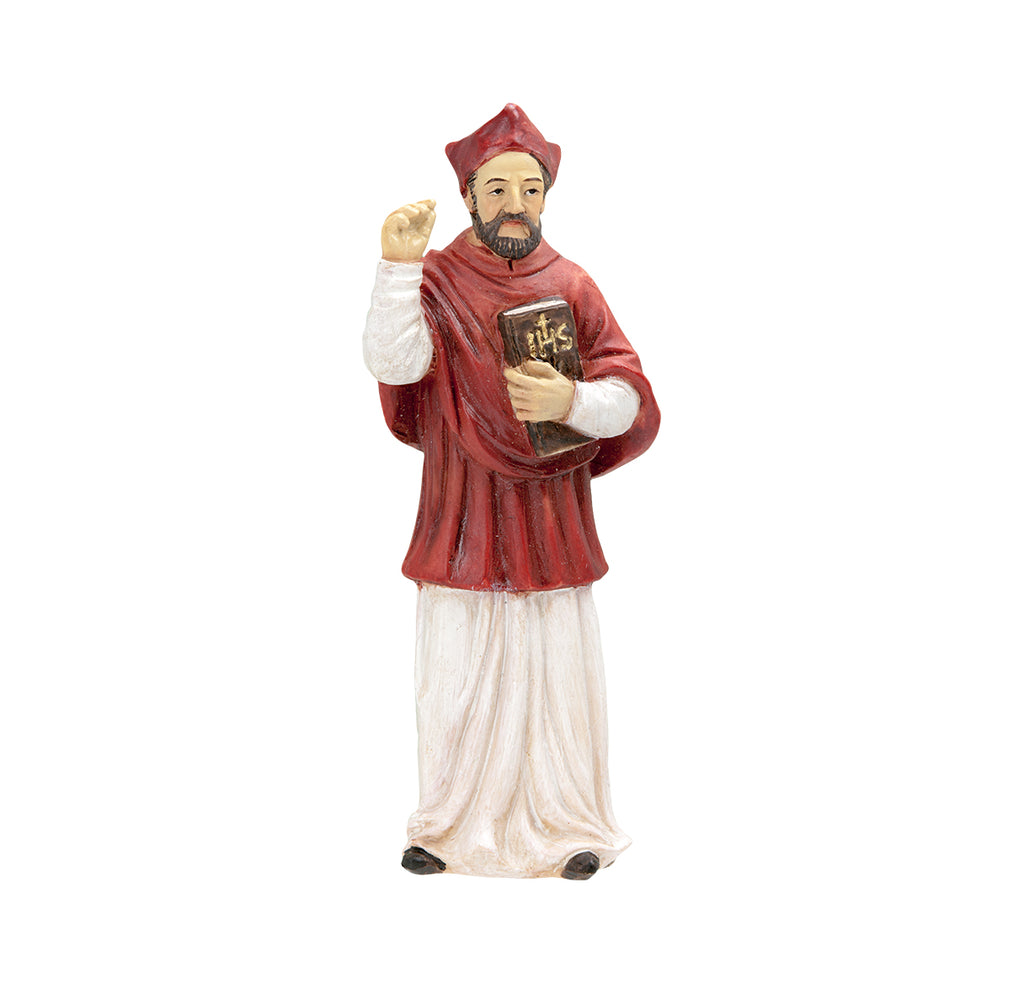 Saint Robert Resin Statue