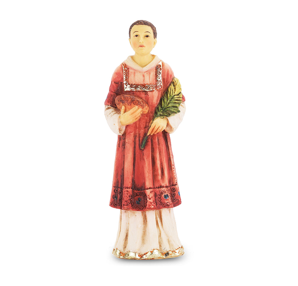 Saint Stephen Resin Statue